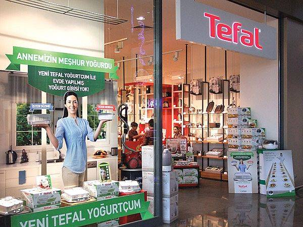 tefal outlet magazalari urunler ve fiyatlari mutfak e yalar. Black Bedroom Furniture Sets. Home Design Ideas