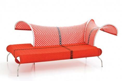 HAAZ-Moroso - Dinlenme koltuğu, HAAZ