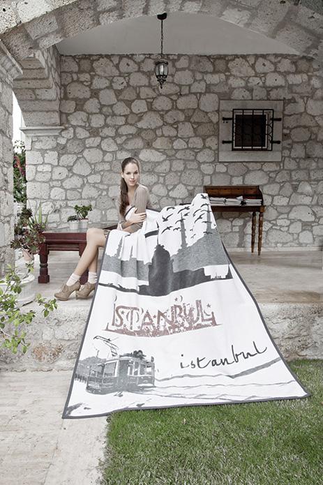 SESLİ-Bohemhouse-Pamuklu-Battaniye