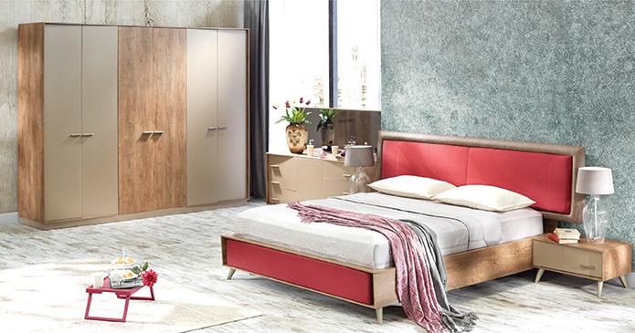 Dogtas-BRENDA-Yatak-Odası