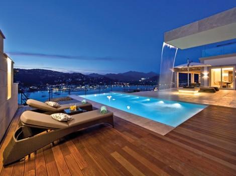 +pool