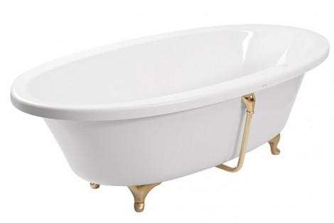 Vitra-küvet - Küvet, özellikle son yıllarda daralan banyo metrekareleri yüzünden her evde yer bulamayabiliyor. Ancak eğer yeriniz varsa ve küvetin hayata kattığı değerleri seviyorsanız, banyo dekorasyonunu destekleyecek çizgilere sahip şık bir model bulmanız hiç de zor değil.